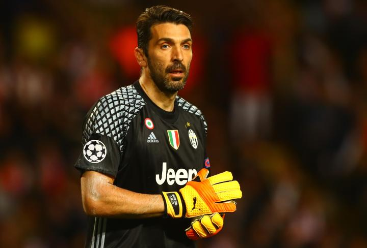 Buffon capitano in FantaSette | numerosette.eu