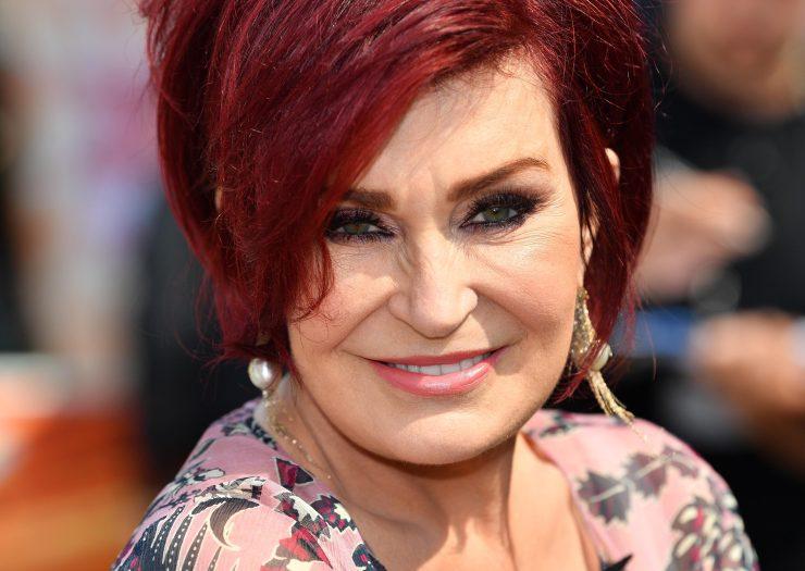 Sharon Osbourne is back on The X Factor