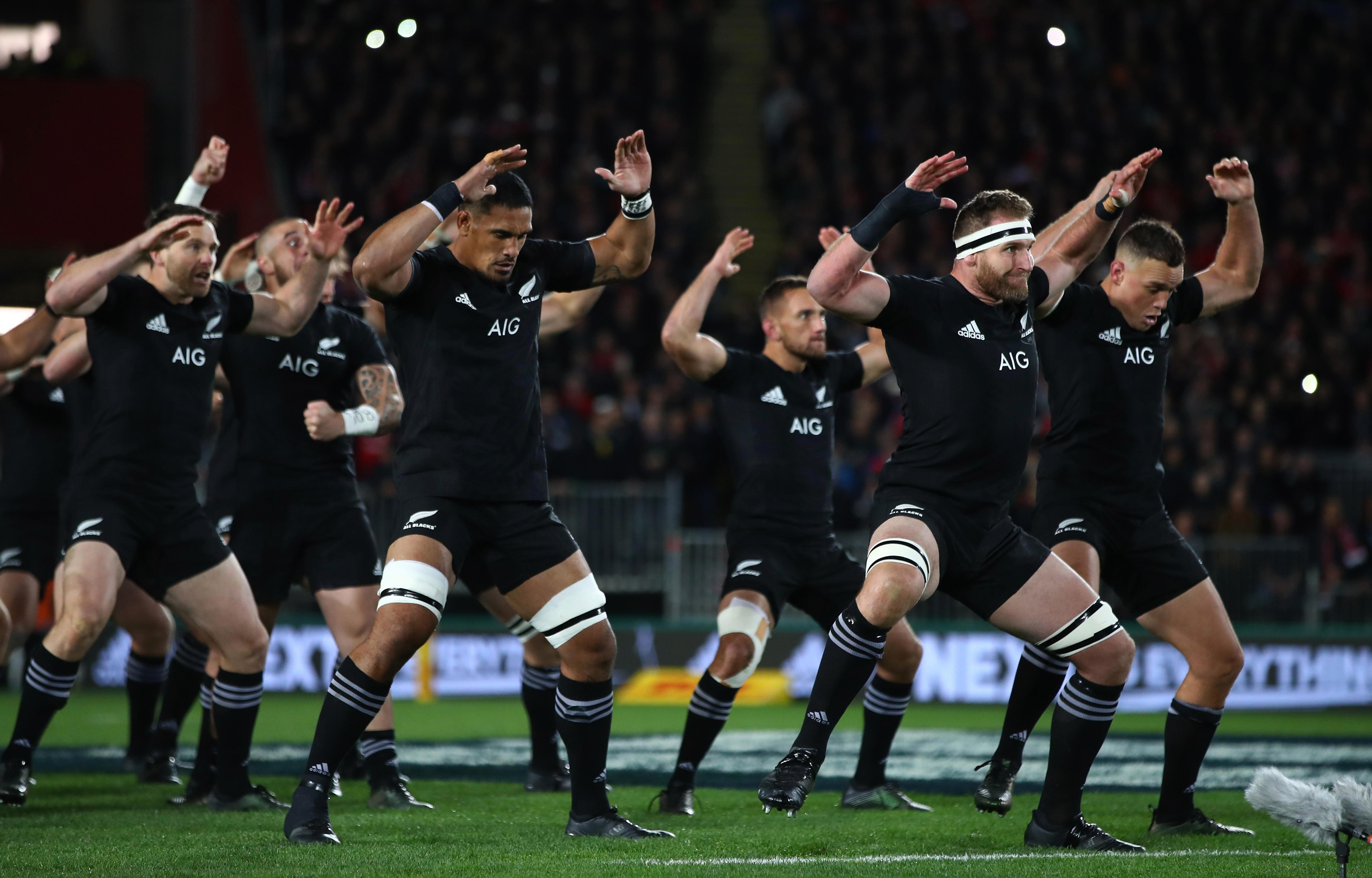 The All Blacks came undone against South Africa last week - but are still favourites for Japan