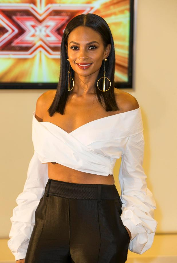 Alesha Dixon last appeared on the X Factor during auditions in June