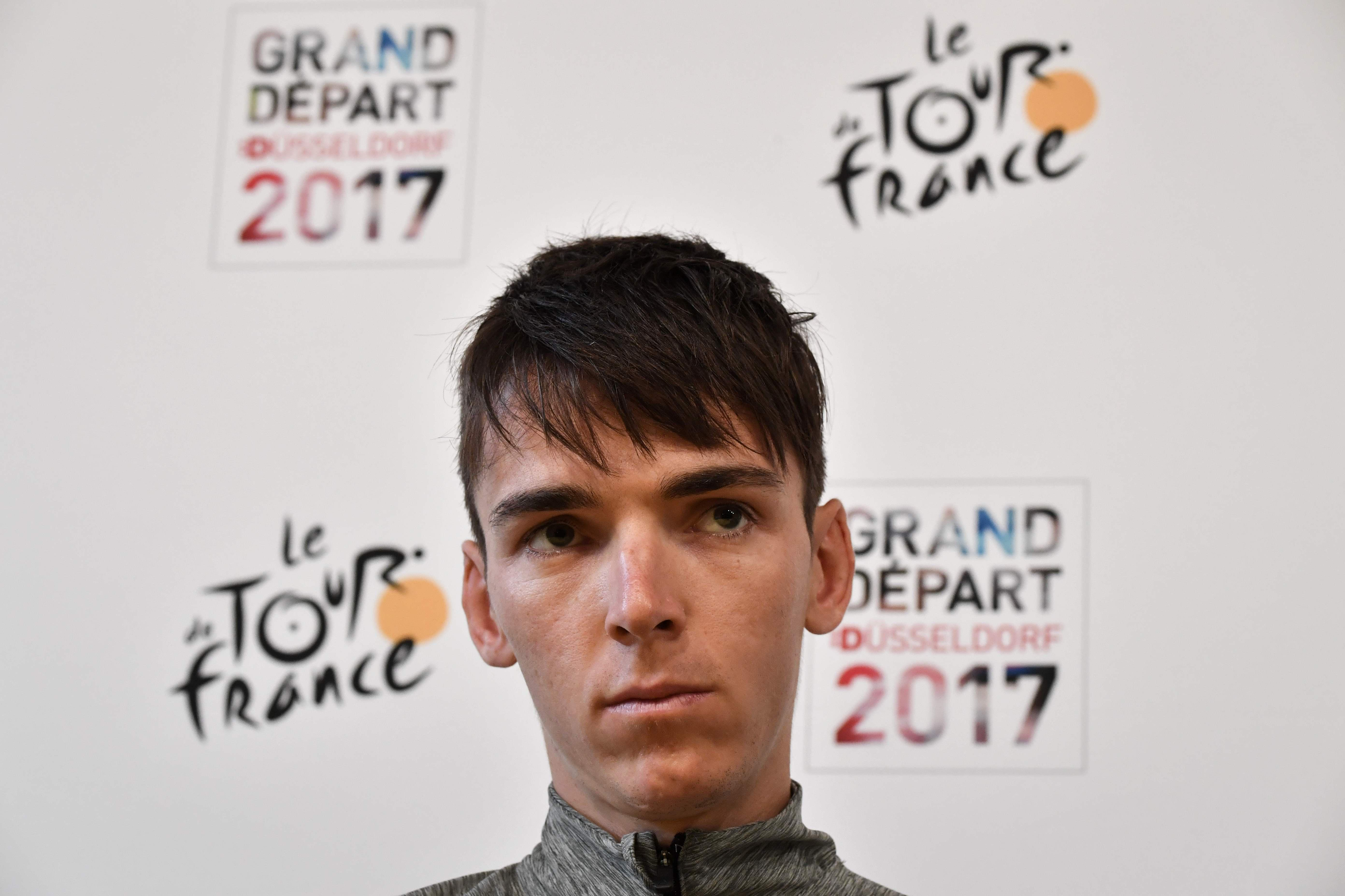 Romain Bardet remains one of the big French hopes at the Tour de France