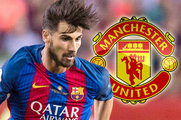 Image result for Andre Gomes Man United