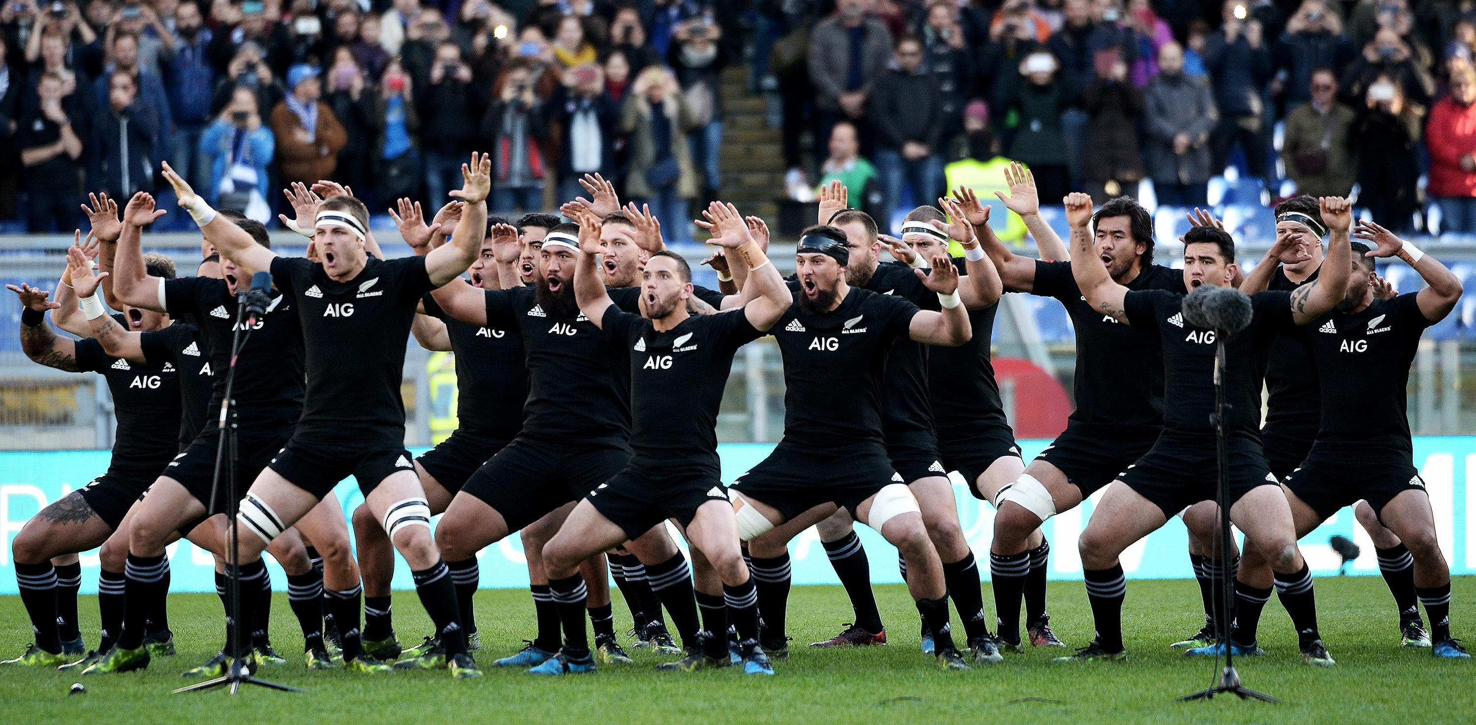 The All Blacks are one of the great international teams in the history of sport