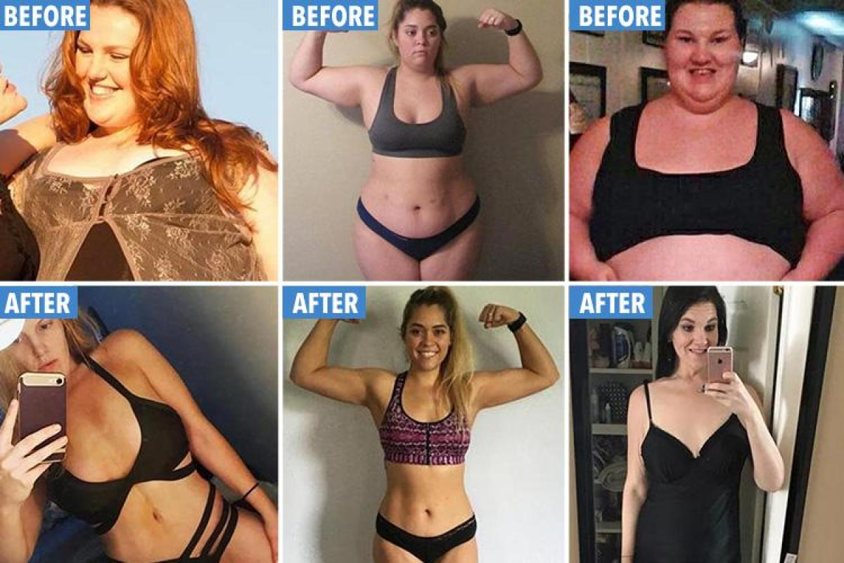 Here Are 12 Of The Most Incredible Weight Loss Transformations Of All Time And They Need To Be Seen To Be Believed