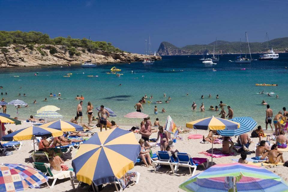 Tourists heading to Ibiza or Majorca in the off season were expecting to fork out for a tourist tax