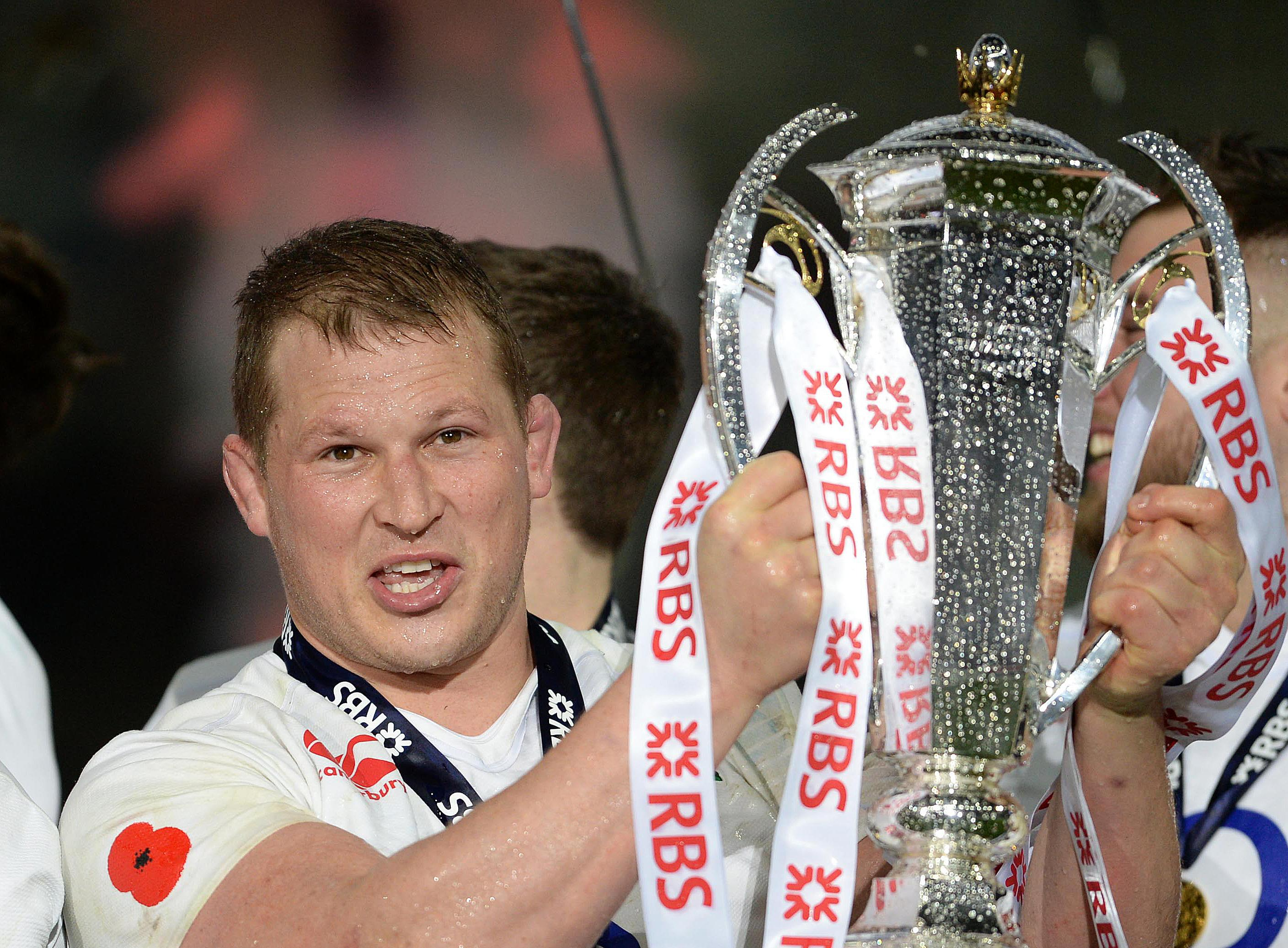 Dylan Hartley and England secured the Grand Slam in the Six Nations 2016