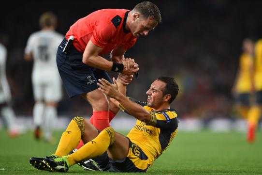Arsenal Star Reveals: I Feared Won't Play Again After Having EIGHT Surgeries
