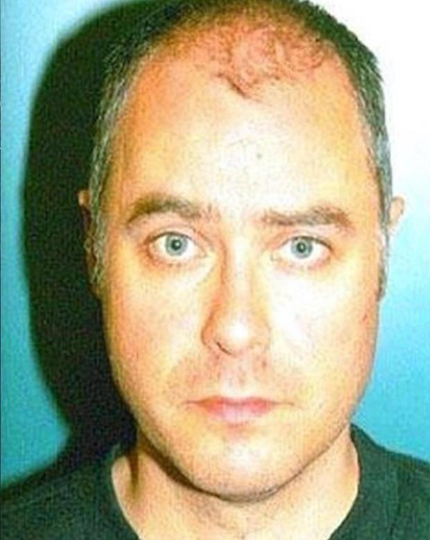 Graham Coutts was jailed for life after using a pair of tights to strangle his victim in 2003