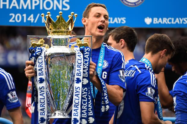 Nemanja Matic appears to have completed his Manchester United transfer