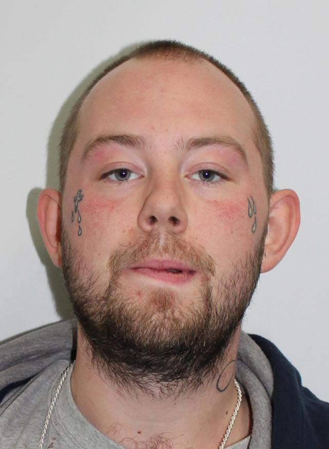 John Tomlin has been arrested on suspicion of grievous bodily harm with intent after he handed himself in to police