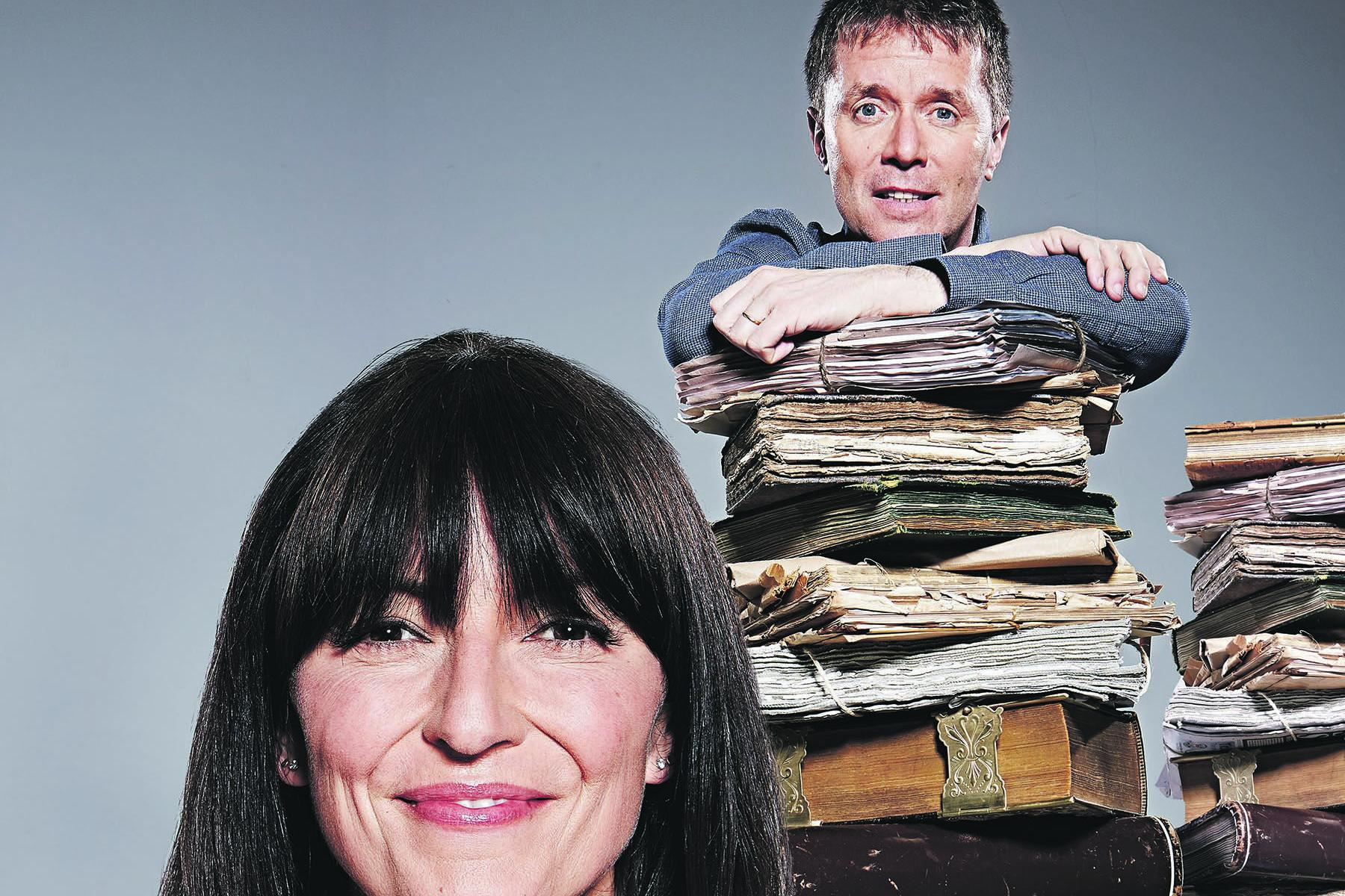 Davina Know Your Place Lyrics Ele how davina mccall and nicky campbell hold back the tears on long
