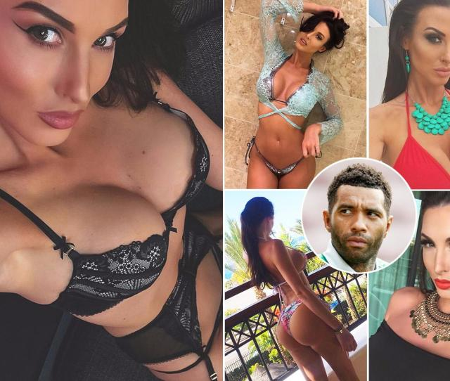 Who Is Jermaine Pennants Wife Alice Goodwin Partner Of Celebrity Big Brother  Star And Glamour Model