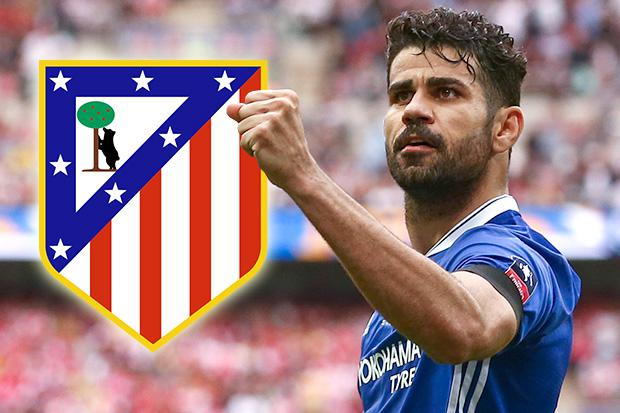 Diego Costa s £40million transfer to be announced by Atletico