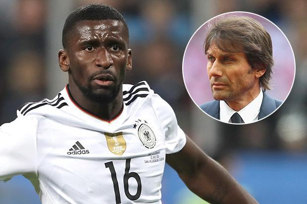 Antonio Rudiger What are Chelsea ting in £30m rated Germany
