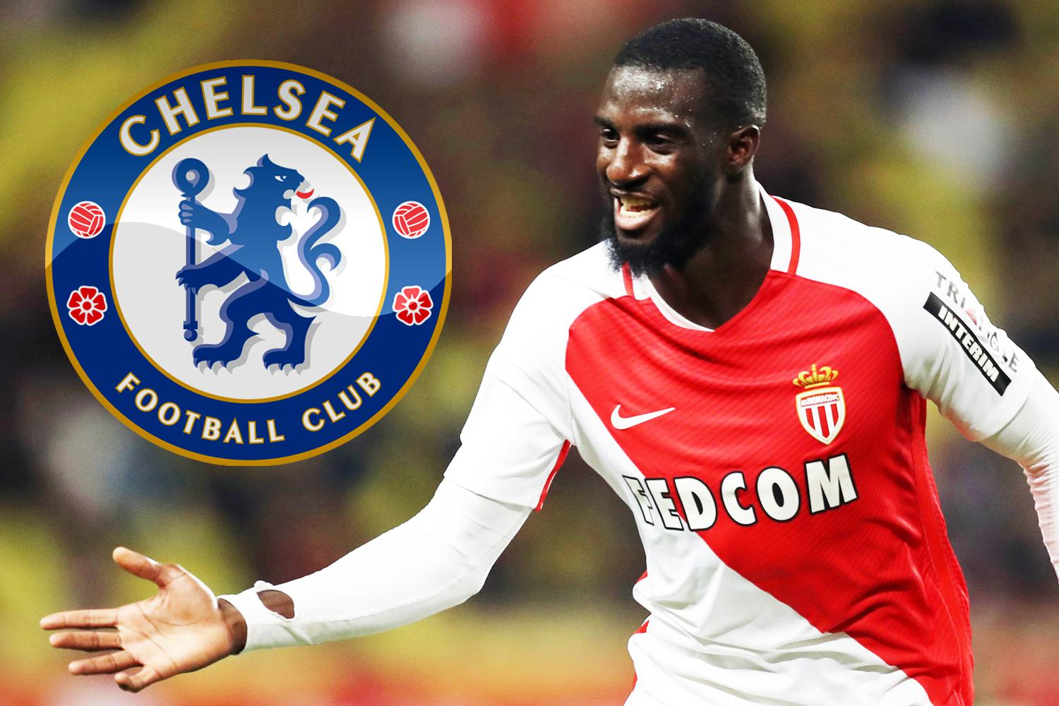 Chelsea agree Tiemoue Bakayoko deal worth £40million with medical
