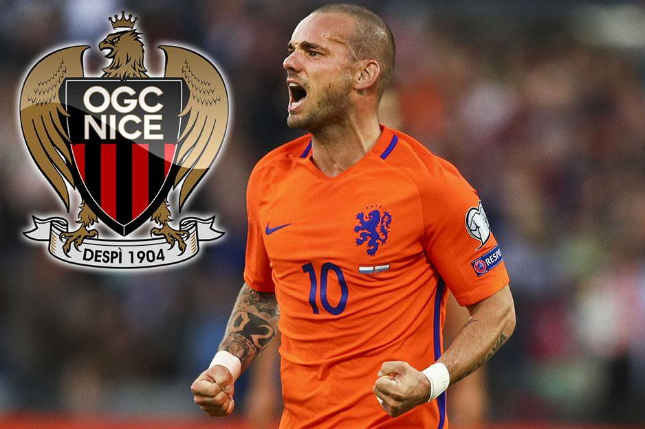 Wesley Sneijder player profile latest news rumours and pictures