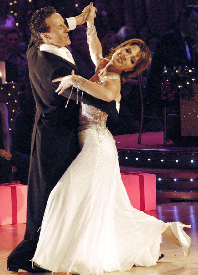 Natasha Kaplinsky was the first winner of the series