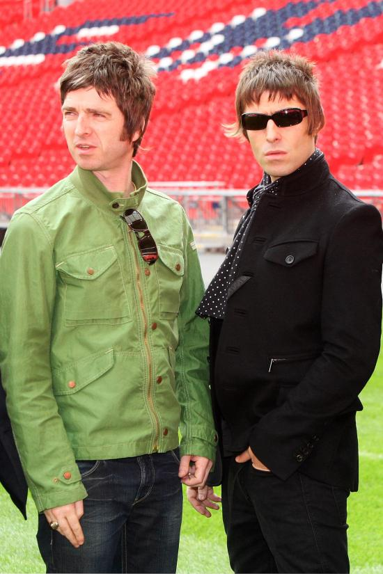 Noel and Liam Gallagher will reform Oasis by 2019, according to the man who discovered them