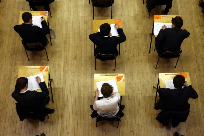 Students will receive their results on Thursday, August 15