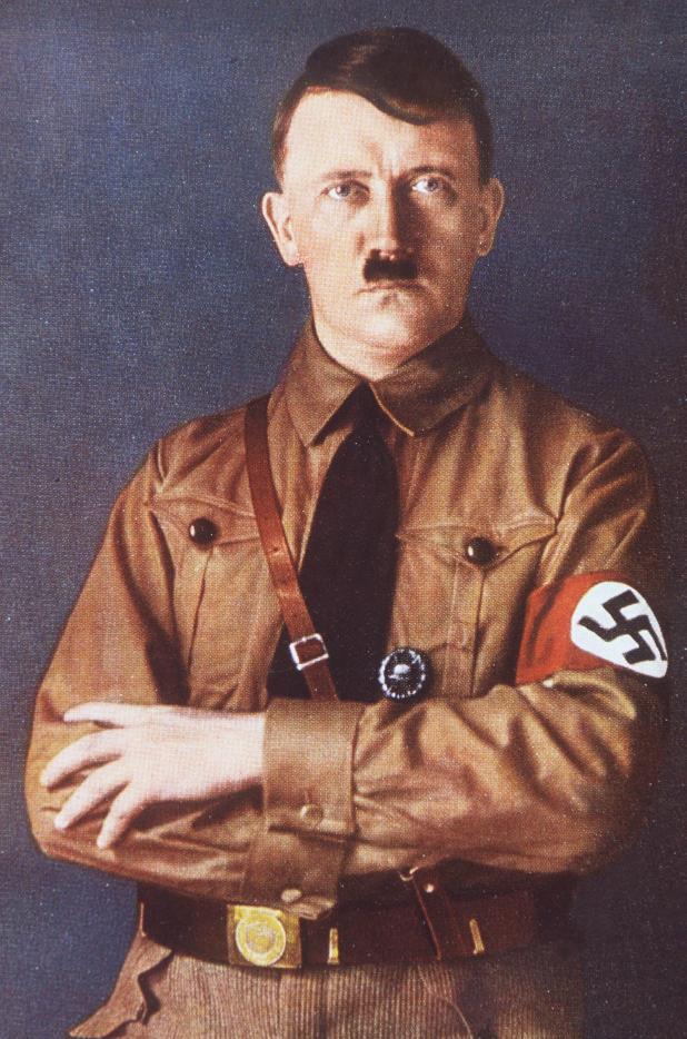 A obsessão nazista com o ocultismo foi direto ao topo do partido, com Hitler um crente firme