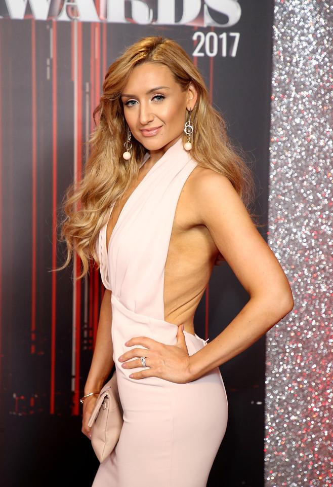 Catherine Tyldesley was another of those targeted