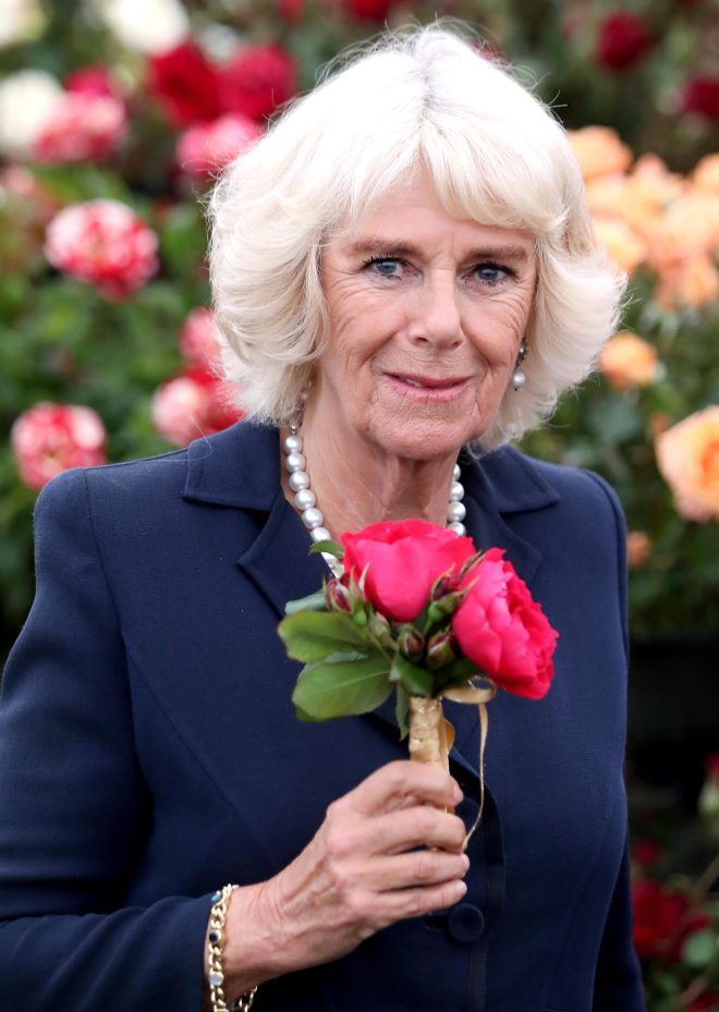 Camilla Parker Bowles turned 70 in July 2017