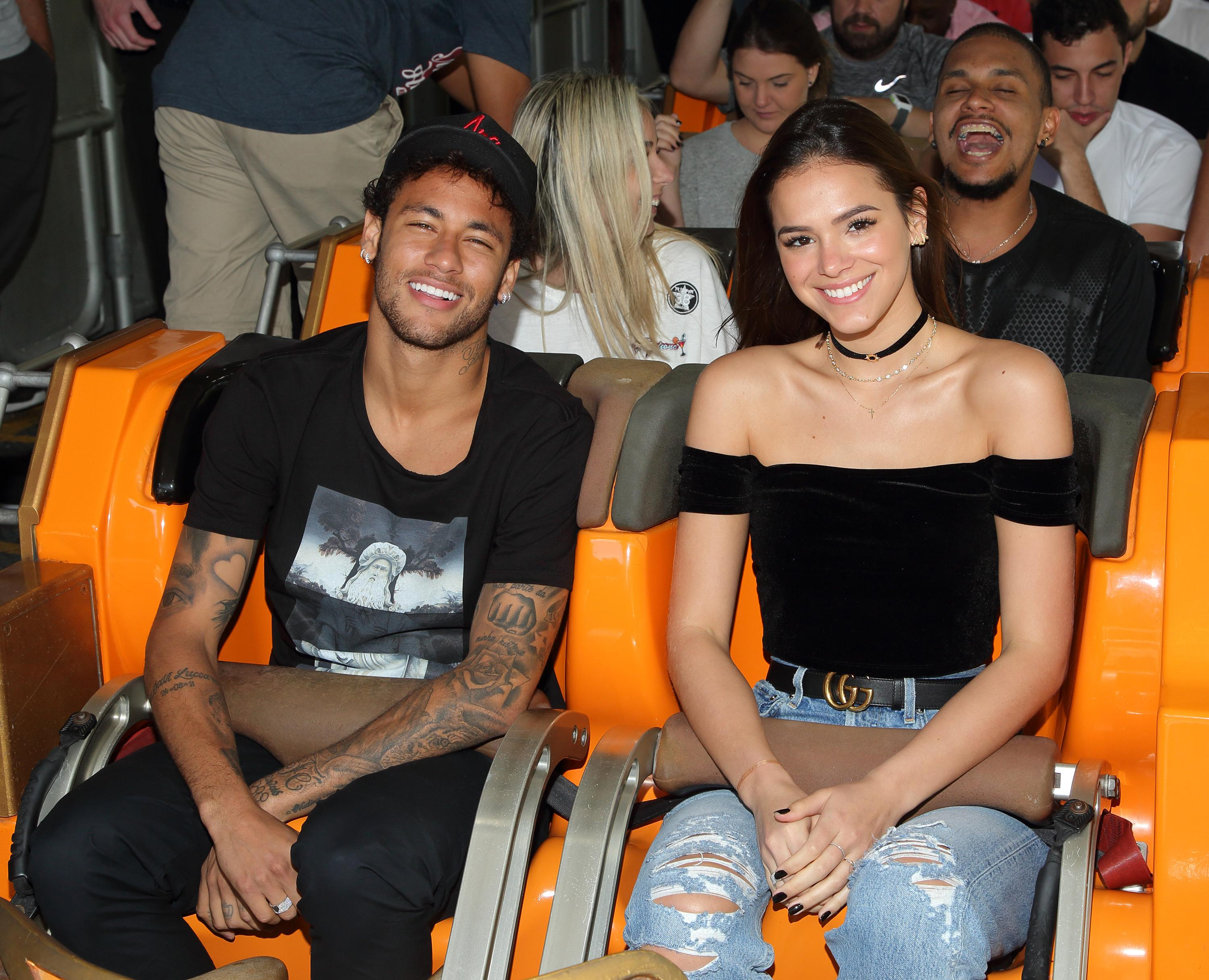 Could Neymar rekindle his romance with Bruna Marquezine in the City of Love?