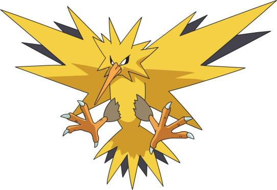 Image result for zapdos