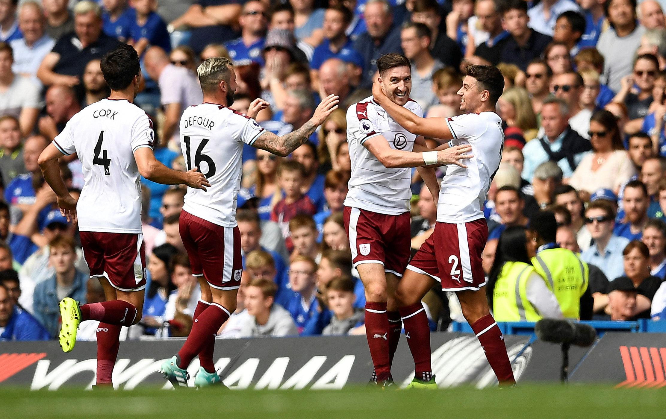 Image result for EPL: Chelsea off to nightmare start lose 3-2 to Burnley