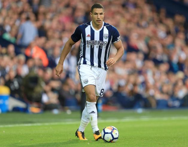 West Brom midfielder Jake Livermore escaped a ban after testing positive for cocaine