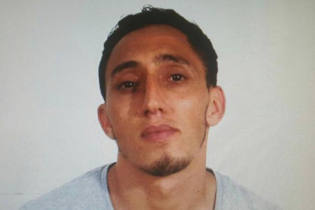 One of the vans involved in the attack was reportedly rented by Driss Oukabir, pictured.