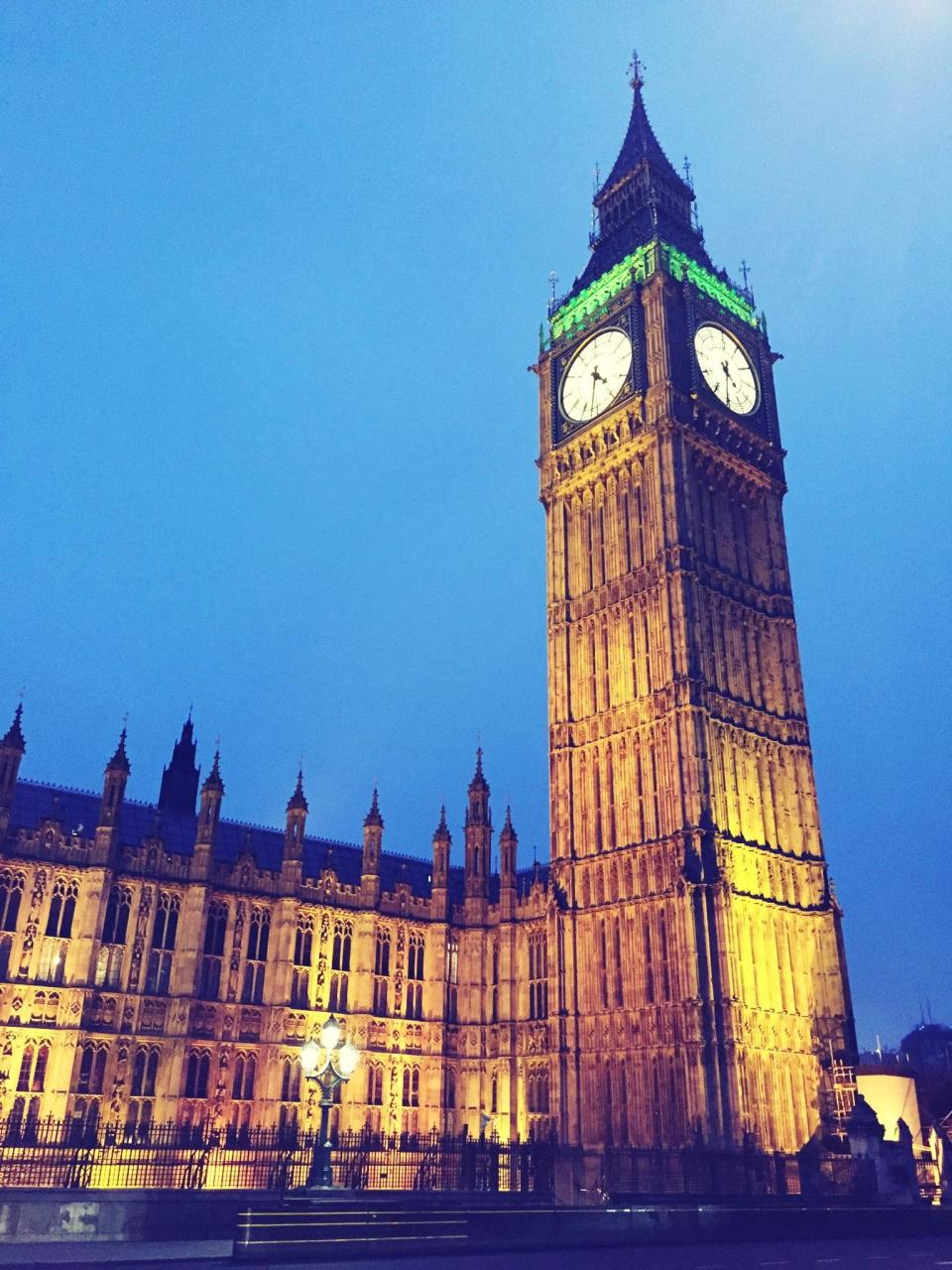 Big Ben is one of London's most iconic landmarks, and is believed to be the most photographed building in Britain