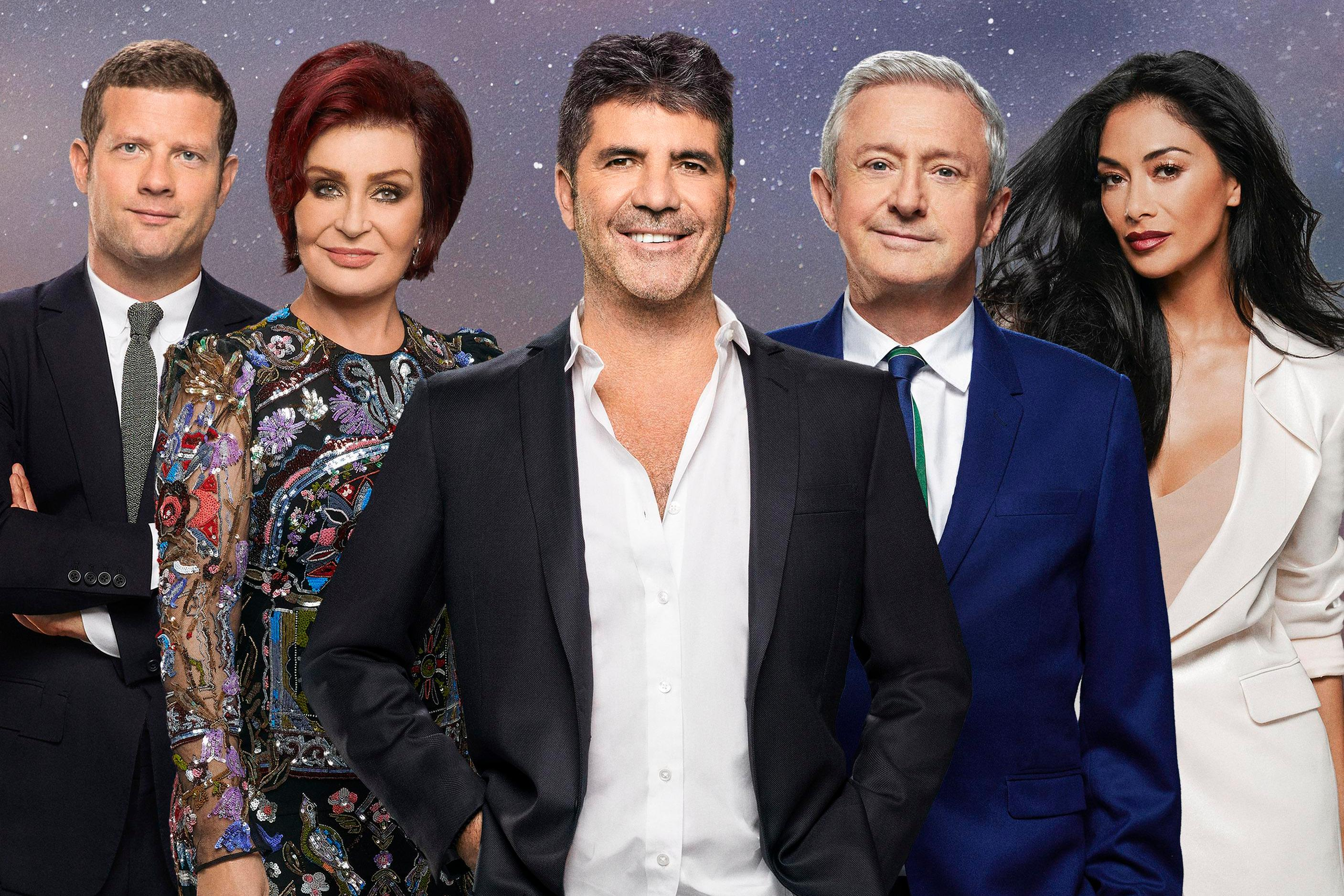 simon cowell admits the x factor can u0027t compete with strictly come