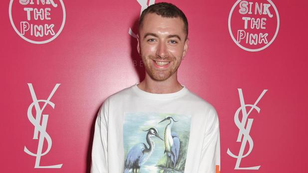 Sam Smith is a British pop star who's grabbed global fame