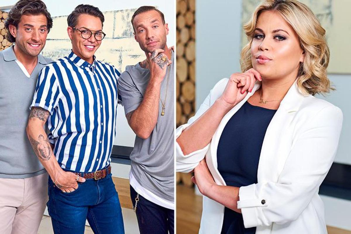 celebs go dating replaced by come dine with me 10 rules for dating my daughter series