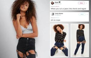 3d247125be4 ASOS parody Instagram account features the online retailer s biggest ...