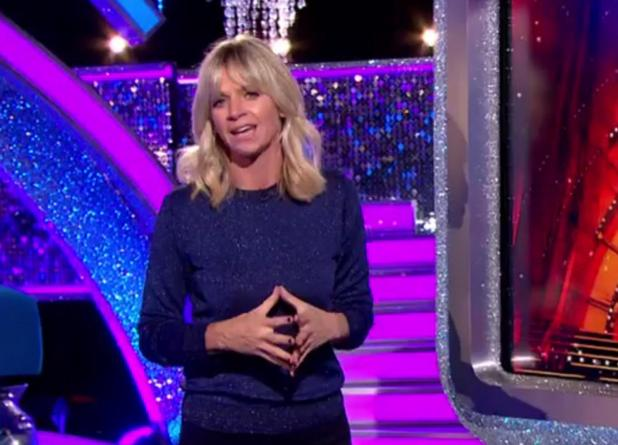 Zoe Ball hosts the show, which features a live hour-long episode on Fridays