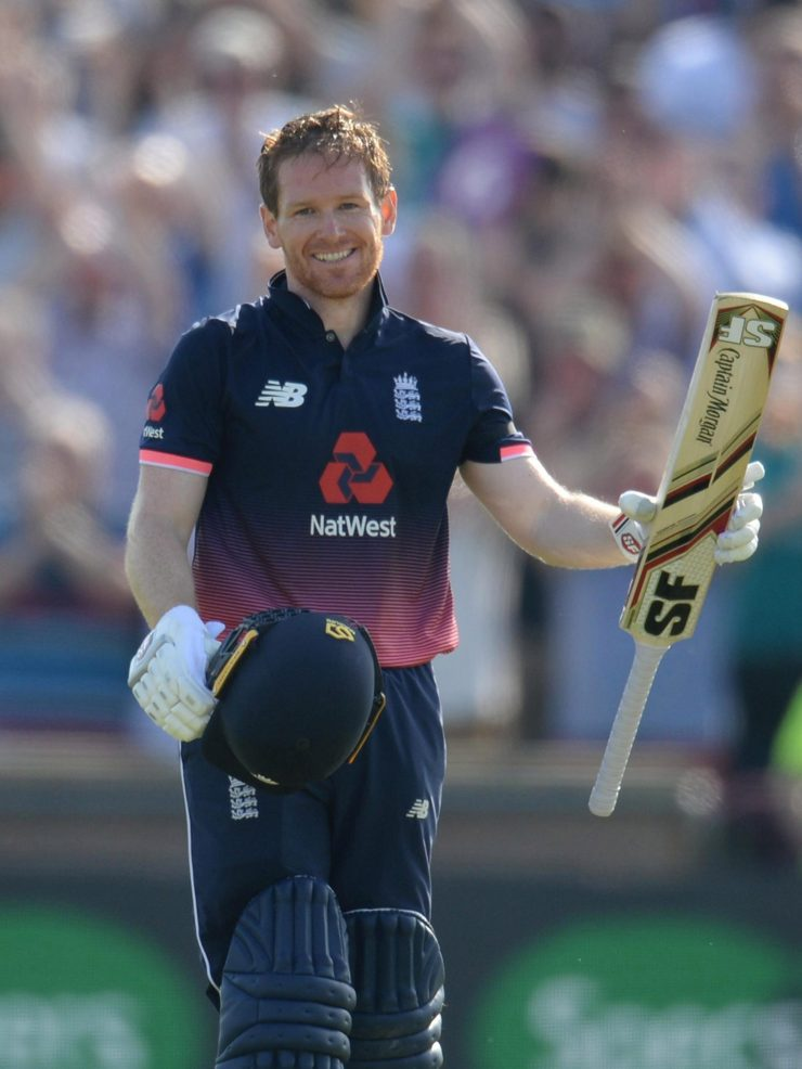 One-day skipper Eoin Morgan also attending the boozy celebrations at the weekend