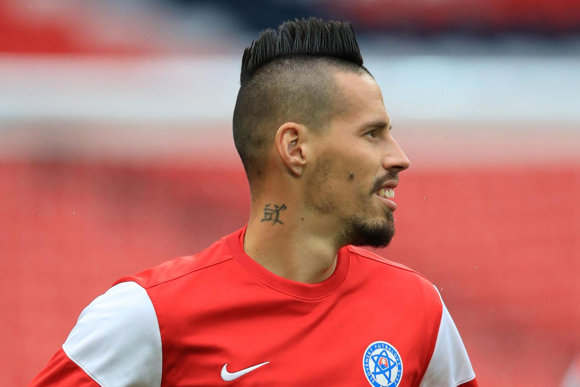 Marek Hamsik All the latest news and rumours The Sun