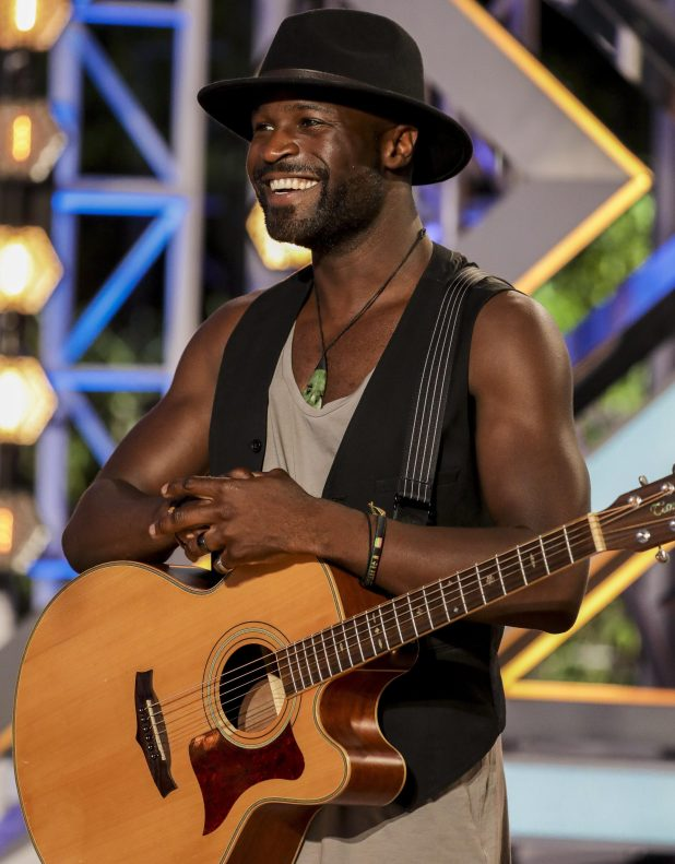 France-born Kevin Davy White is vying for superstardom on The X Factor