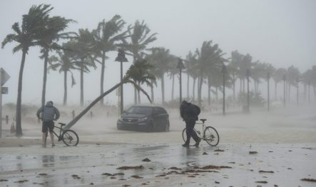 Hurricane Irma has left scores of people dead - and its not over yet