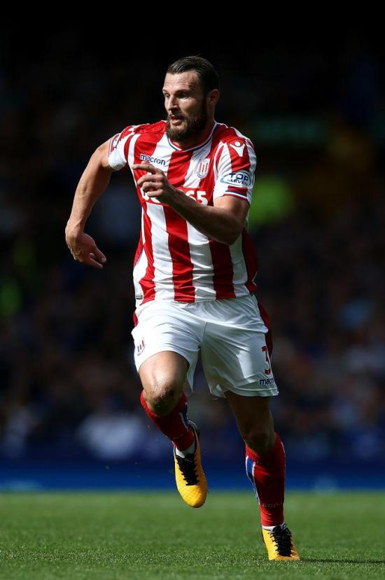 Stoke City player Erik Pieters is Nermina's husband