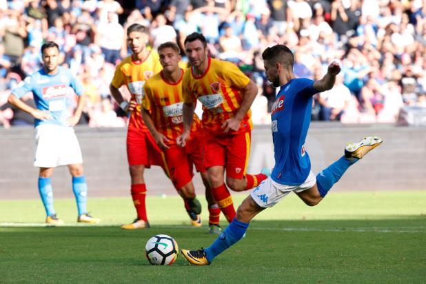 nintchdbpict000353739340 - Atletico Madrid will swoop for Manchester United target Dries Mertens if Antoine Griezmann leaves the club