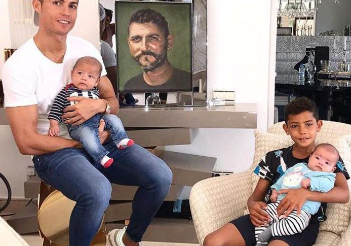 Cristiano Ronaldo Pays Touching Tribute To His Late Father Who He Lost To Liver Failure When He Was
