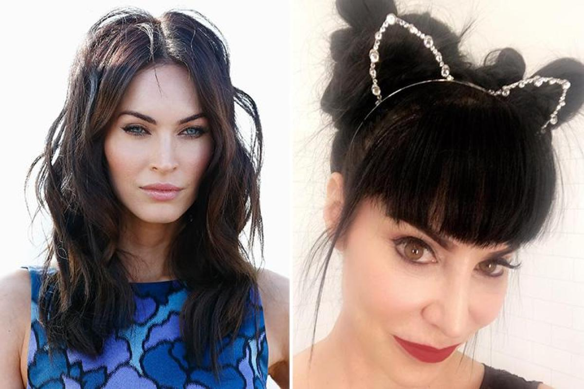 Megan Foxs Make Up Artist On How To Get Perfect Eyebrows And The