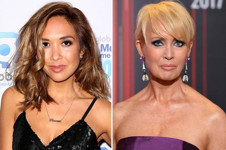 Myleene Klass: 'Sex contract' - Lysette Anthony: 'He raped me'
