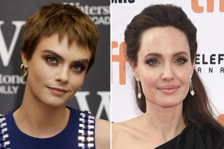 Cara Delevingne: 'Harrassment' - Angelina Jolie: 'Bad experience'