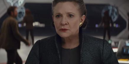 Image result for Leia the last jedi