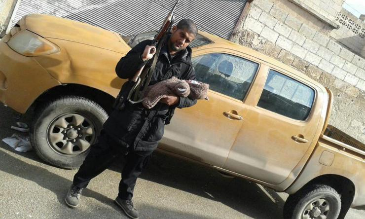 Born in London, 33-year-old Siddhartha Dhar travelling to Syria in 2014 while being investigated for his radicalism