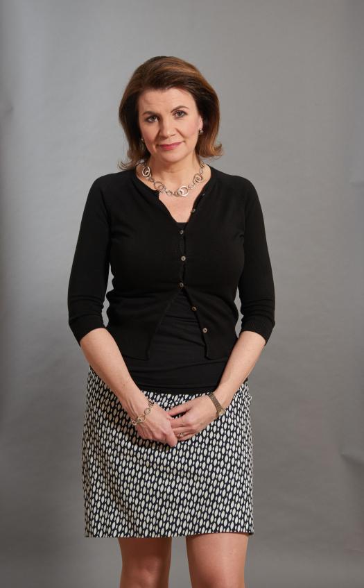 Julia Hartley-Brewer is a journalist and radio presenter